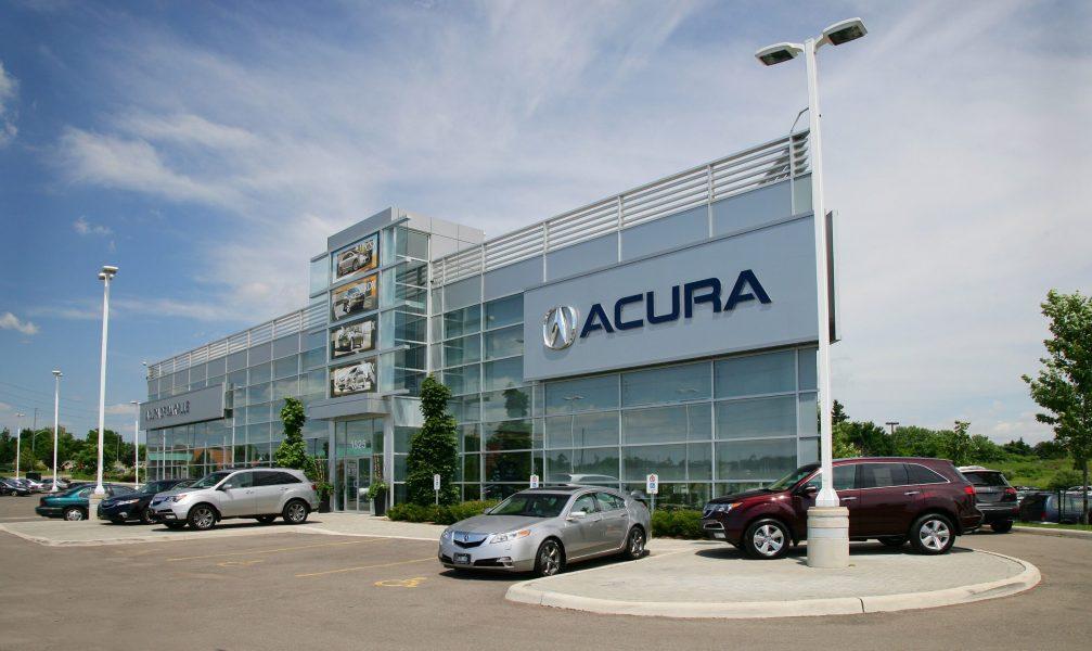 Commercial_Oakville_Acura_1525 North Service_1-min
